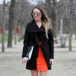 Paris Fashion Week: at Tuileries