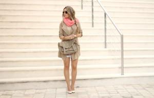 Mónica Sors, Fashion Blogger, bloguera de moda, Mes Voyages à Paris, Fashion Salade