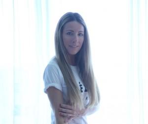 Camiseta logo Céline blanca, blogger, Mes Voyages à Paris, Fashion Salade