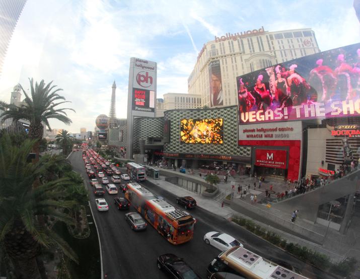 Las Vegas Mes Voyages a Paris by  blogger Monica Sors (12)