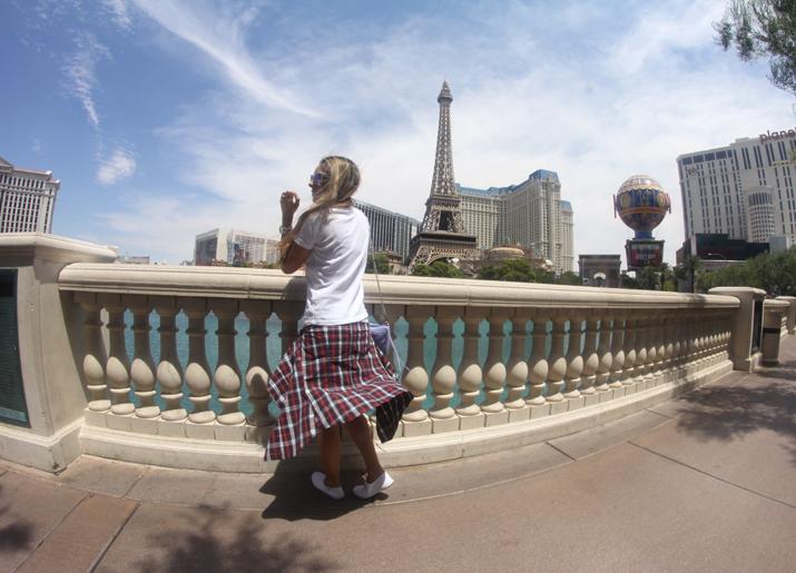 Mes Voyages a Paris las Vegas (1)