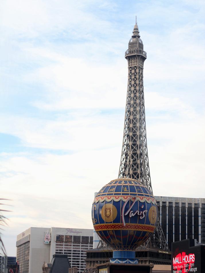 Mes Voyages a Paris las Vegas (2)
