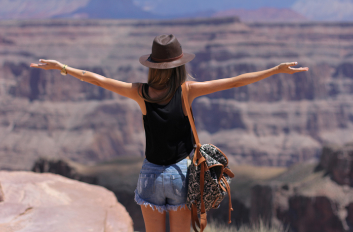 Mes Voyages a Paris summer USA Grand Canyon Eagle Point (9)