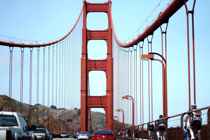 Golden Gate San Francisco (2)