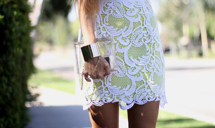 Revolve Lace little white dress fashion blog Mes Voyages a Paris by Monica Sors (1)