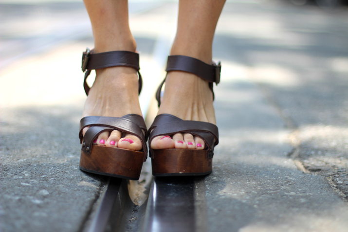 Wedges trends blogger