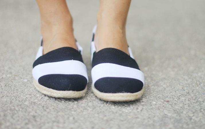 Alpargatas bloguera de moda