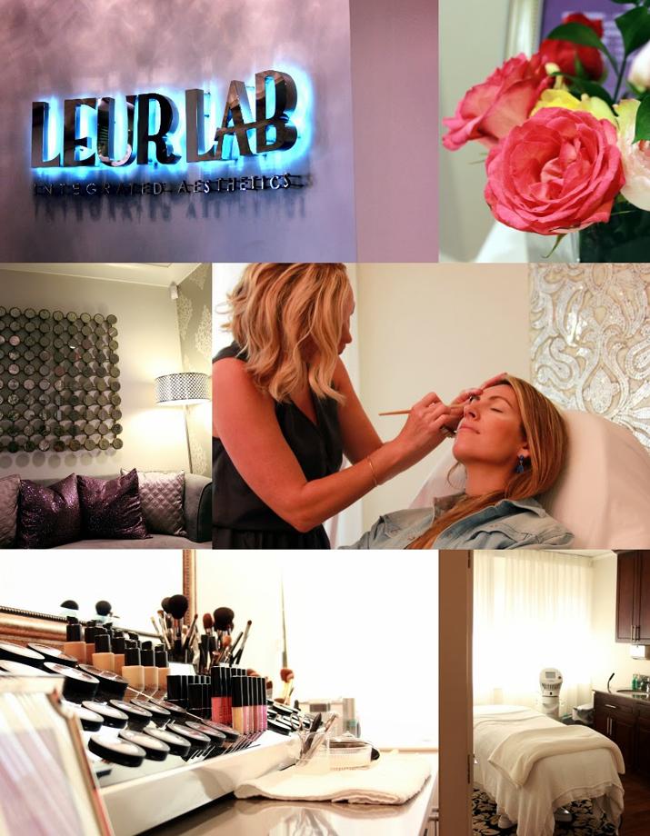 Beauty fashion blogger in California