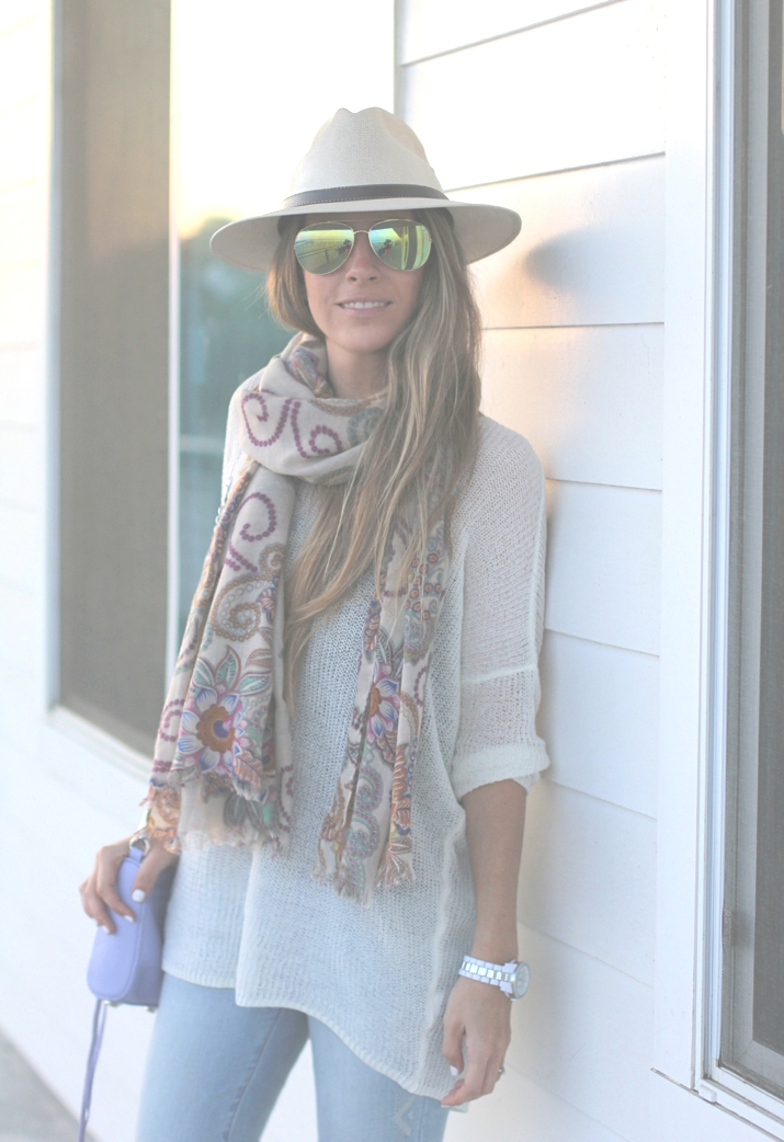 Jeans fashion blogger