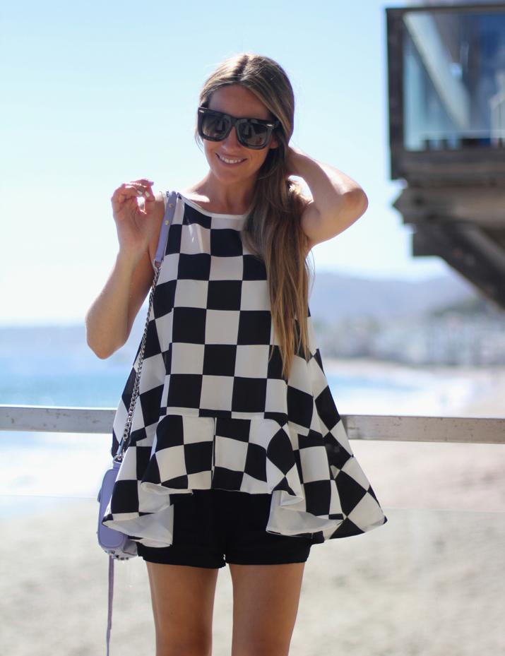 Malibu Beach House fashion event Revolve Clothing (2)