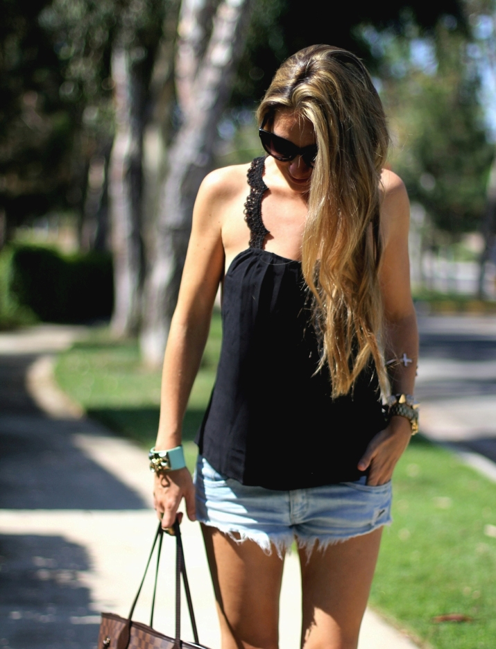 Shorts blogger California