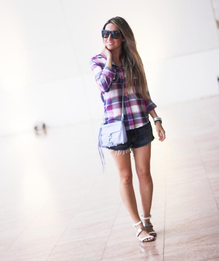 Tartan fashion blogger (7)