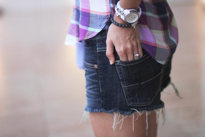 Tartan fashion blogger (8)