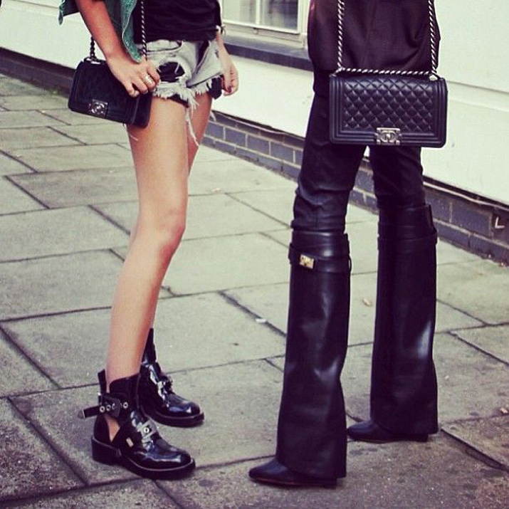Givenchy high boots