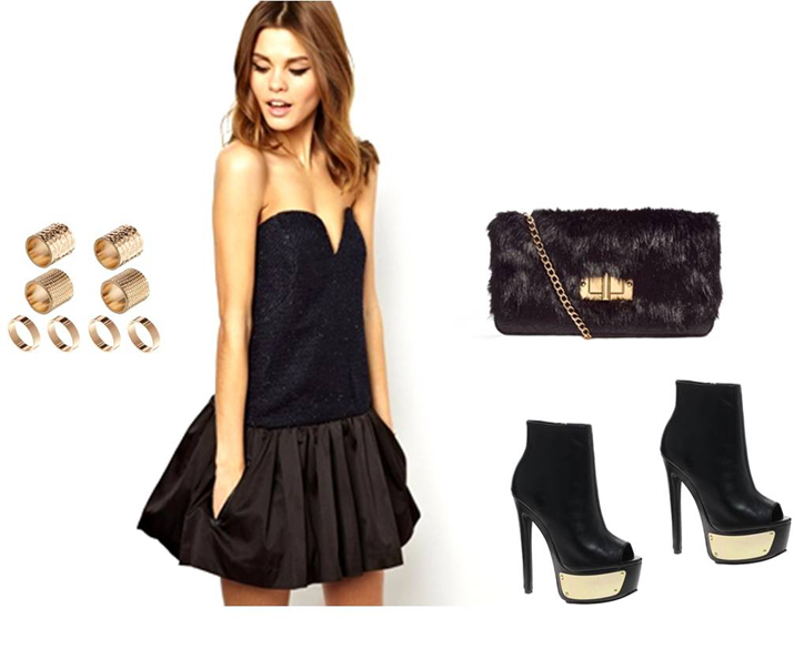 PARTY OUTFITS FOR CHRISTMAS