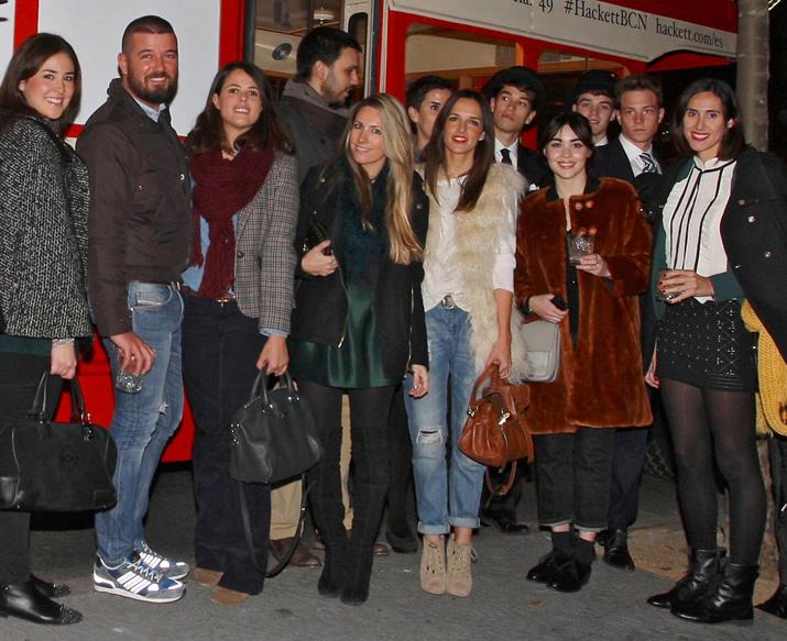 Evento Barcelona bloggers