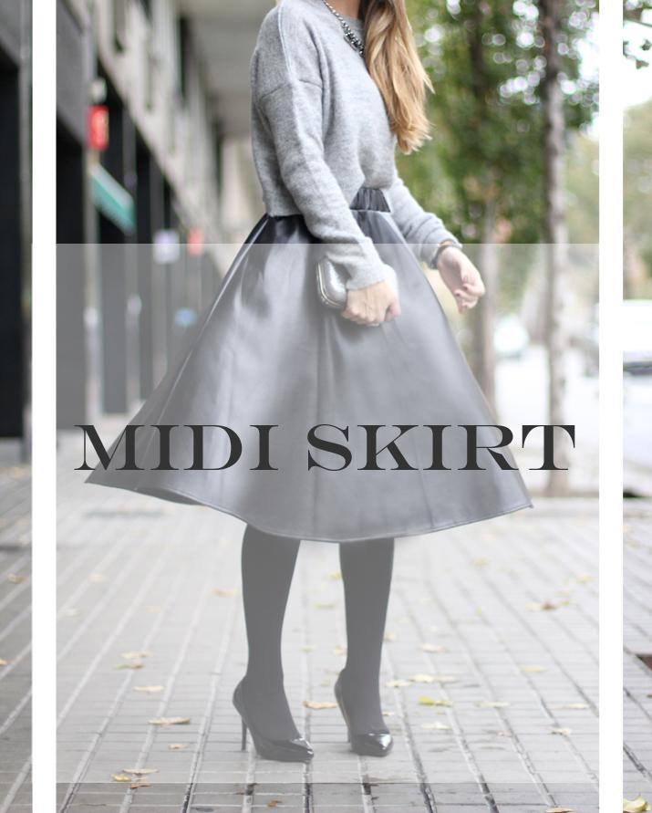 Midi skirt blogger (16)