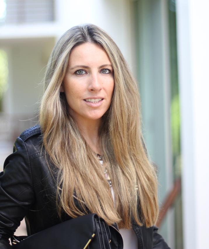 Monica Sors fashion blogger