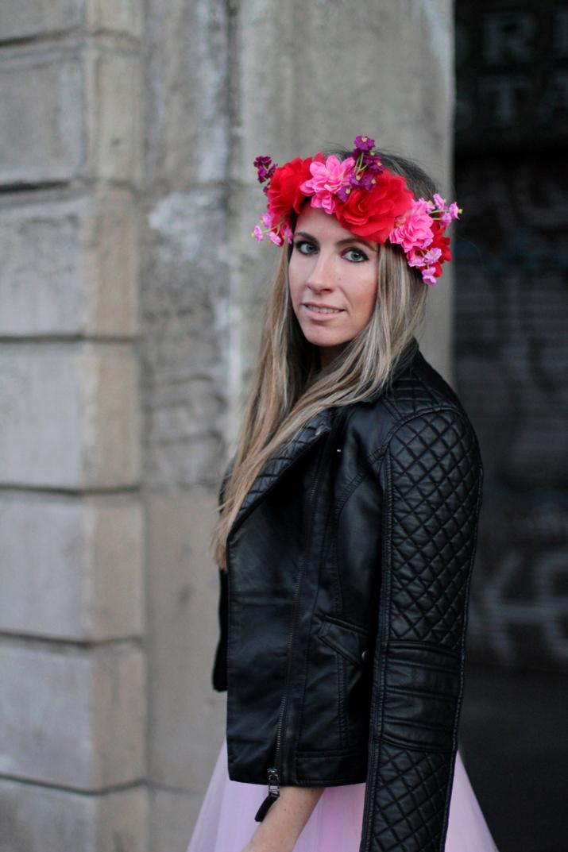 Monica Sors vestido tul