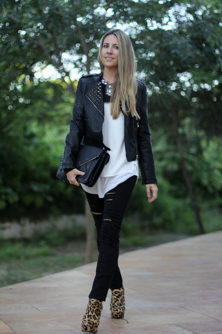 Ripped skinny jeans blogger (2)
