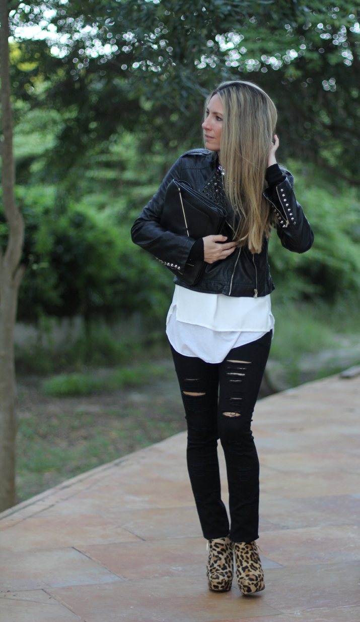 Ripped skinny jeans blogger (4)