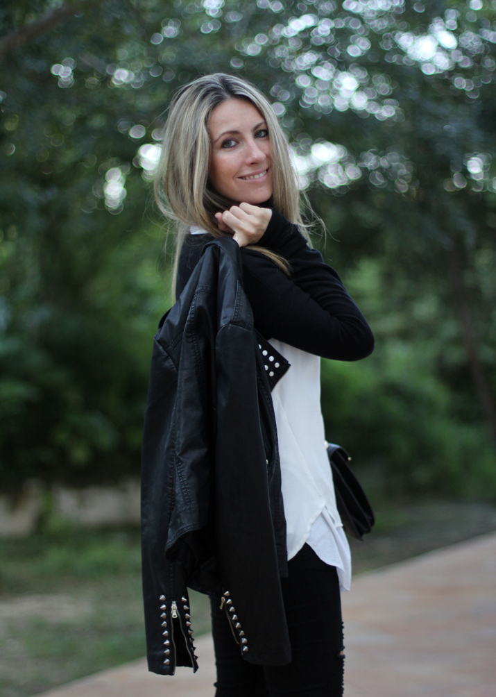 Ripped skinny jeans blogger (5)