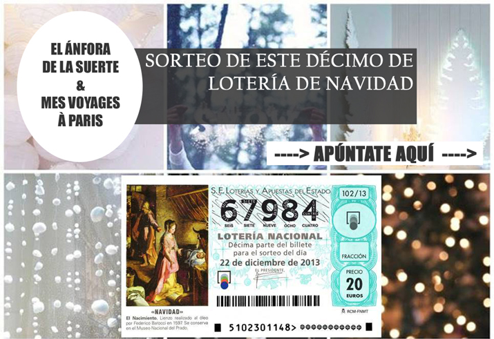 Loteria de navidad 2013 comprar numero online dating. interracial dating between black women and white men.