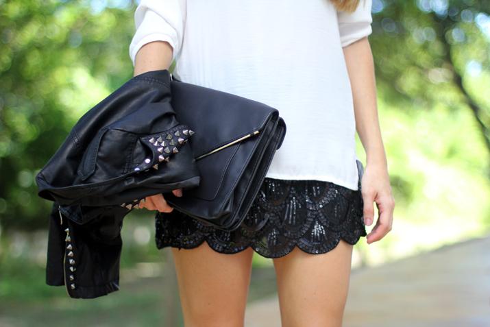 Sequins skirt (2)