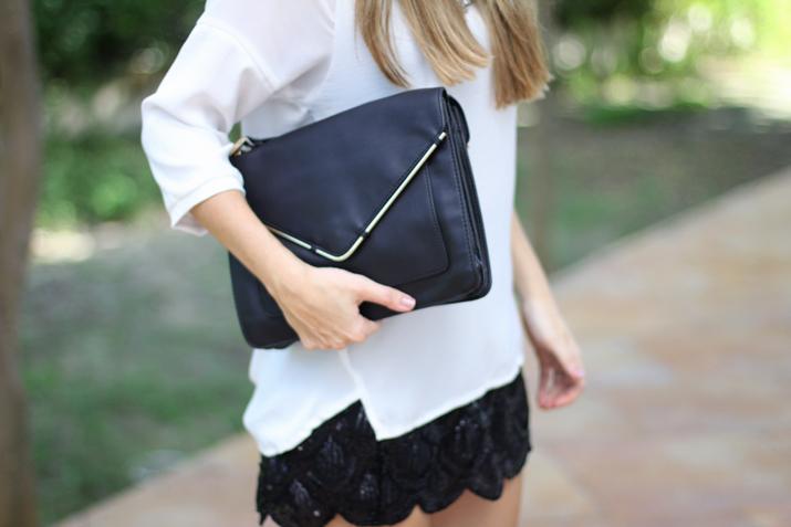 Sequins skirt (3)