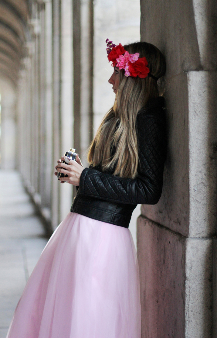 Tulle dress (3)