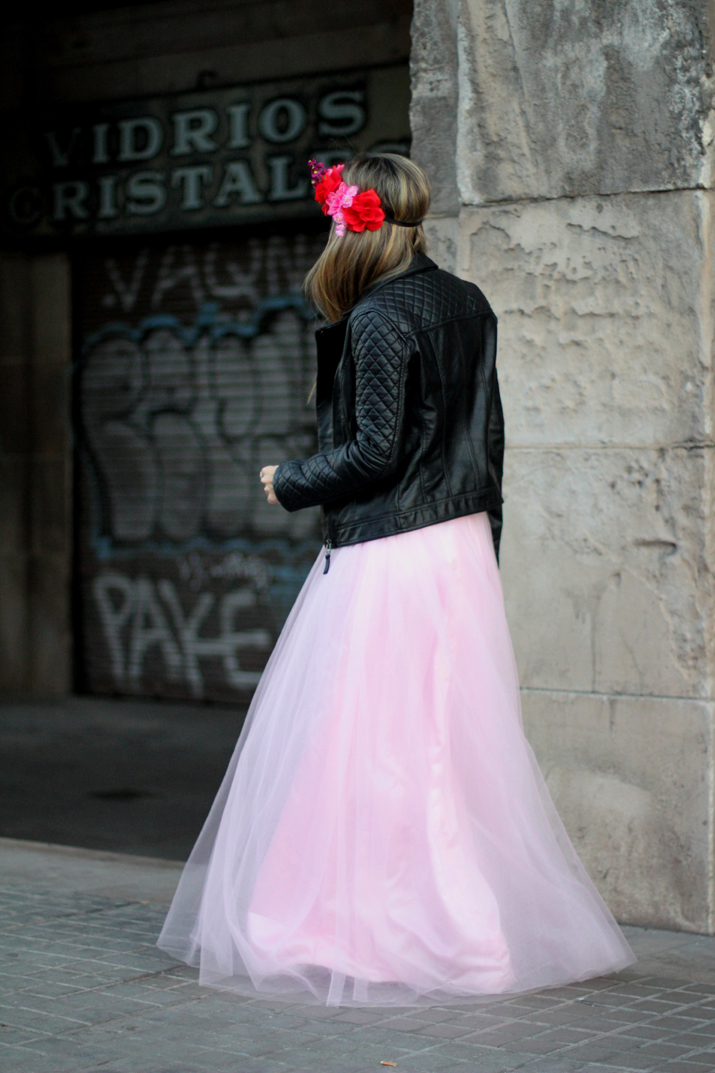 Tulle dress (5)