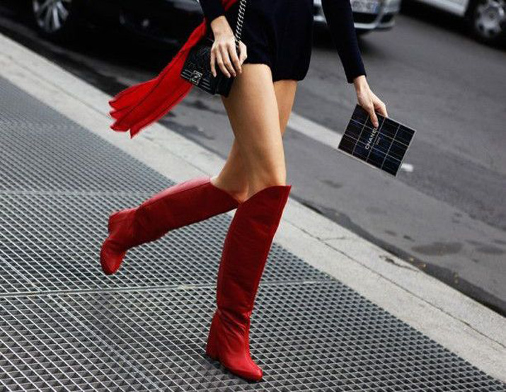 THIGH HIGH BOOTS 2013