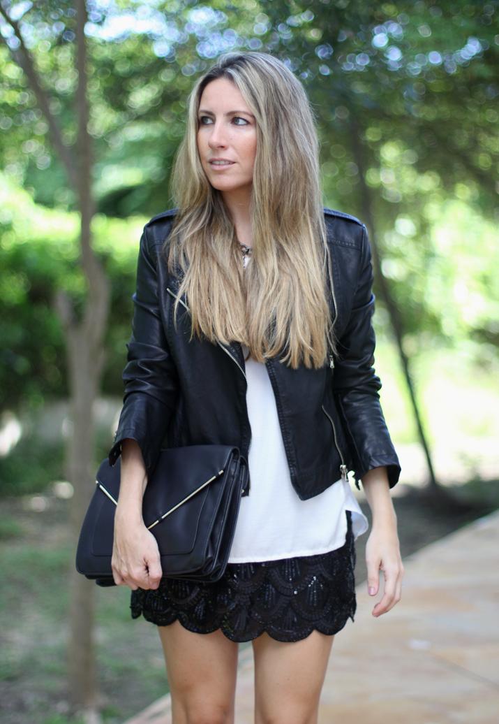 Christmas looks fashion blogger Monica Sors