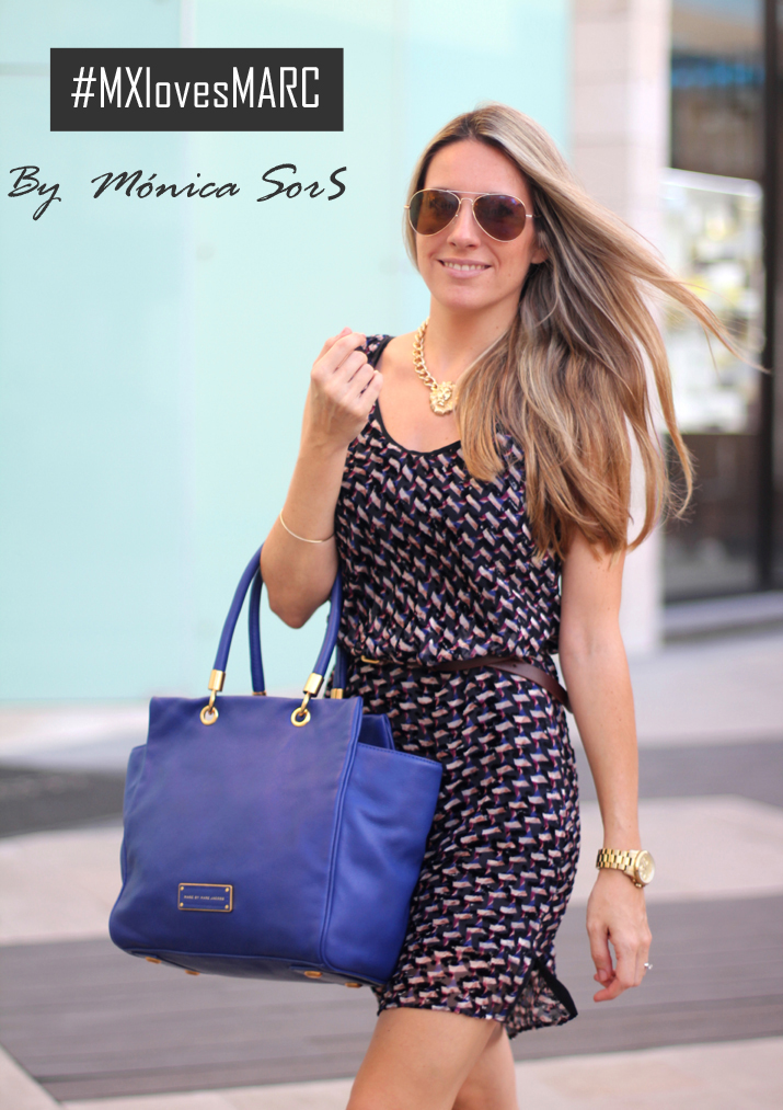 Marc Jacobs Mexico Cancun fashion blogger Monica Sors