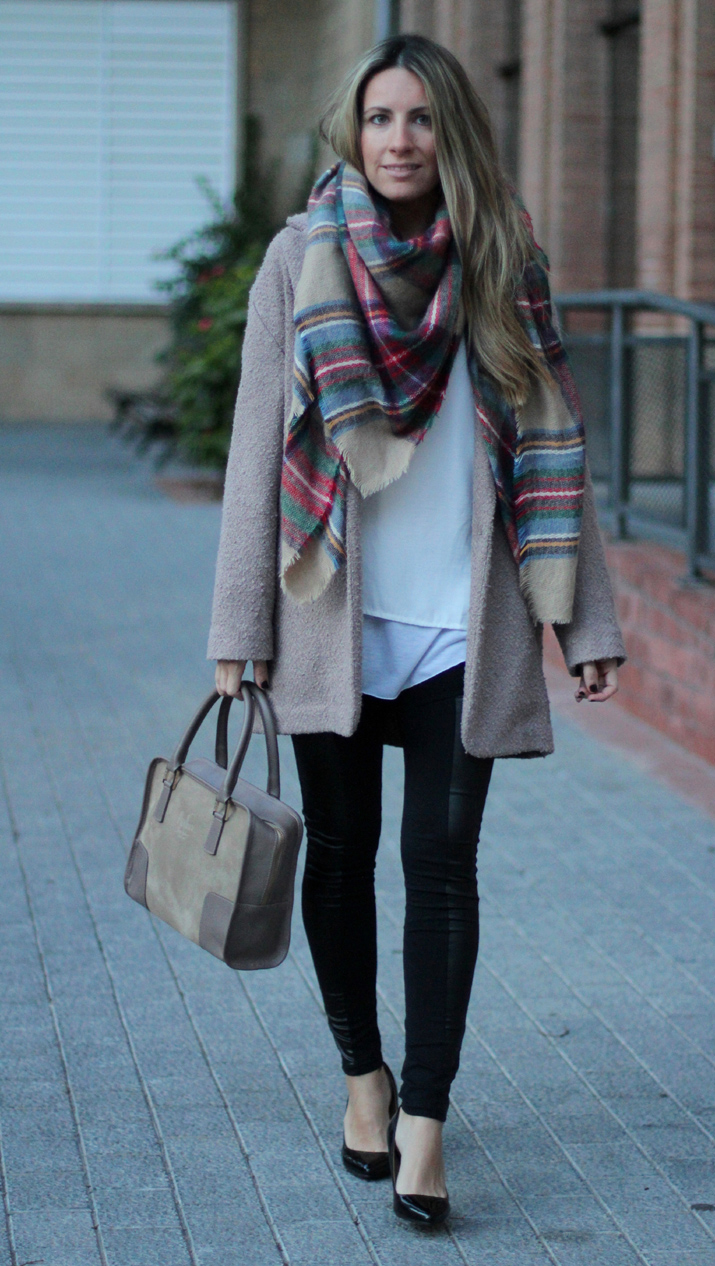 Boyfriend coat Monica Sors