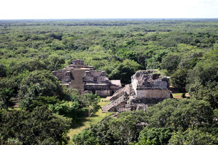 Yucatan ruinas mayas