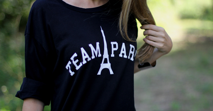 Team Paris tee (2)