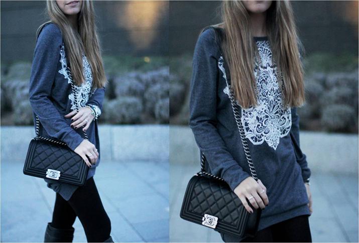 Sweat_dress-Buylevard-fashion_blogger-Boy_Chanel