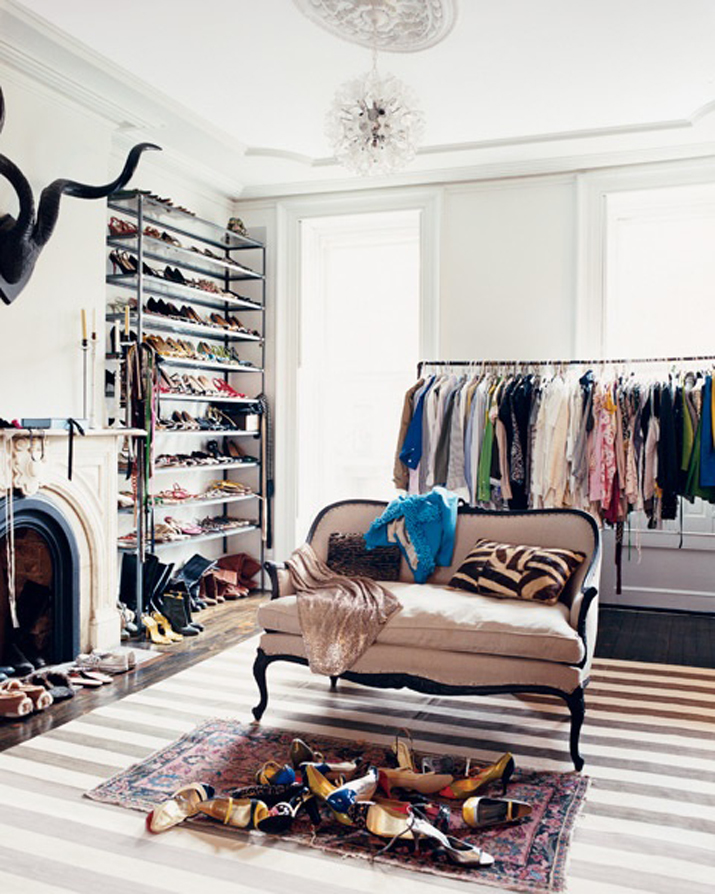 dressing room deco inspiration dream closets fashion