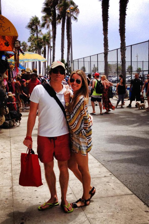 Alberto y Monica Venice Beach