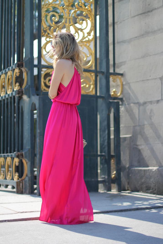 Look para una boda blogger