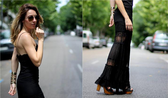 Barcelona fashion blogger