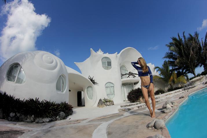 Casa Caracol Isla Mujeres (5)