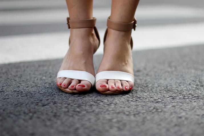 sandalias tiras