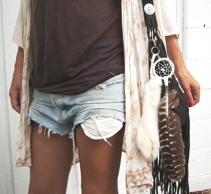 looks de verano 2014 shorts