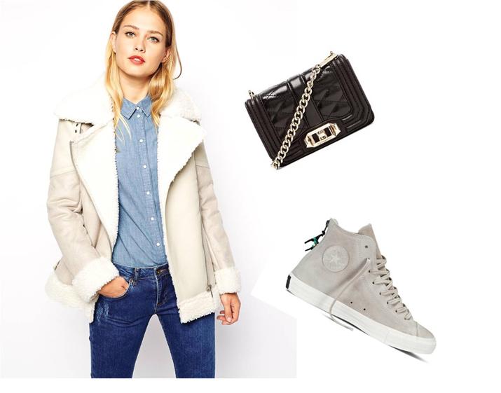 Outfits con zapatillas Converse