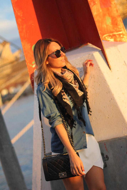 Boy Chanel fashion blog