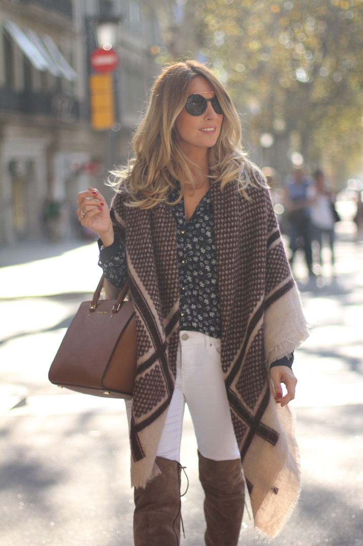 Poncho_outfit-fashion_blogger_Barcelona (12)