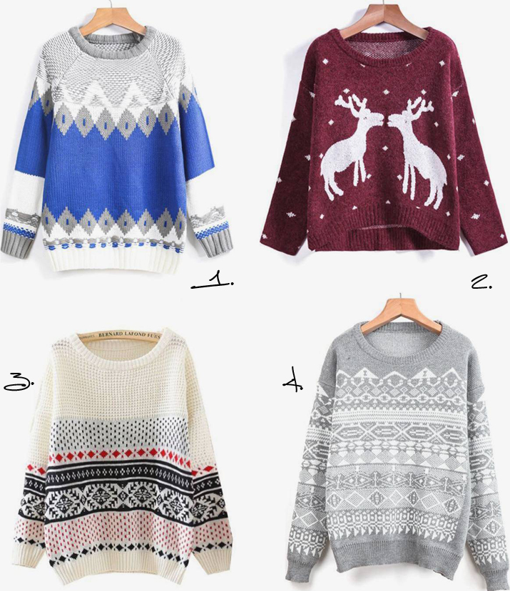 Christmas-sweaters