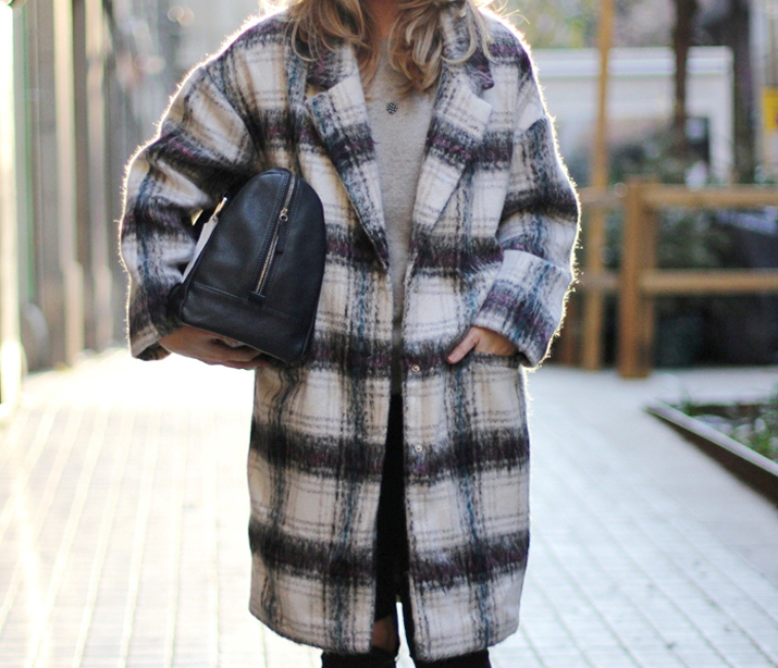 Plaid-coat-outfit-blogger-barcelona (2)
